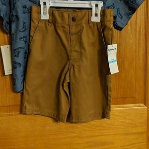 Timberland Matching Sets - NWT 5t Boys Timberland Outfit